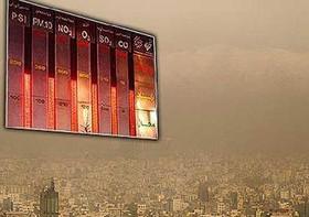 فردا هوای تهران ناسالم است/شنبه برای تشکیل کمیته اضطرار تصمیمگیری میشود