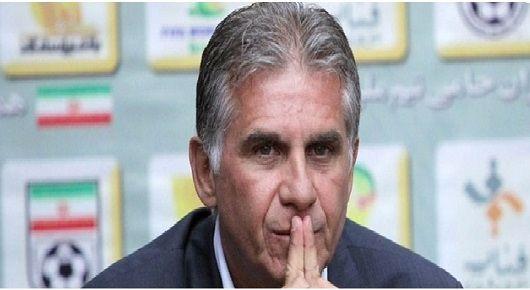 کی روش در تیم ملی عراق