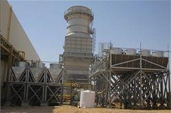 نخستین واحد بخش گاز نیروگاه ماهشهر وارد مدار شبکه سراسری برق کشور شد