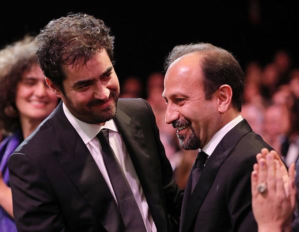 پبام تبریک جنتی به اصغرفرهادی و شهابحسینی