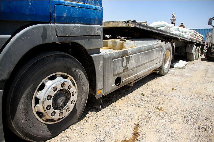252 هزار لیتر فرآورده نفتی قاچاق کشف شد