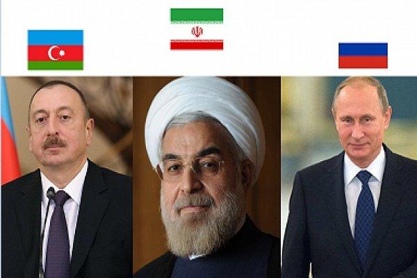 روحانی به آذربایجان می رود/ شرکت در اجلاس سه جانبه باکو