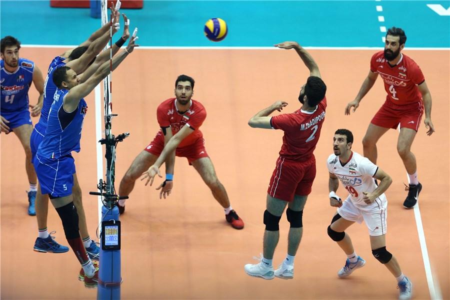 ایران 0 – ایتالیا 3؛ زورمان نرسید