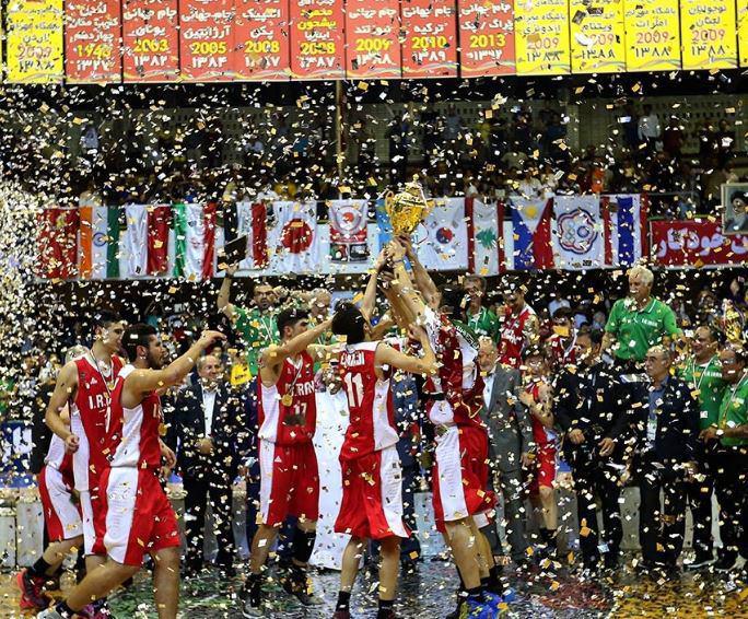 جوانان ایران قهرمان آسیا شدند