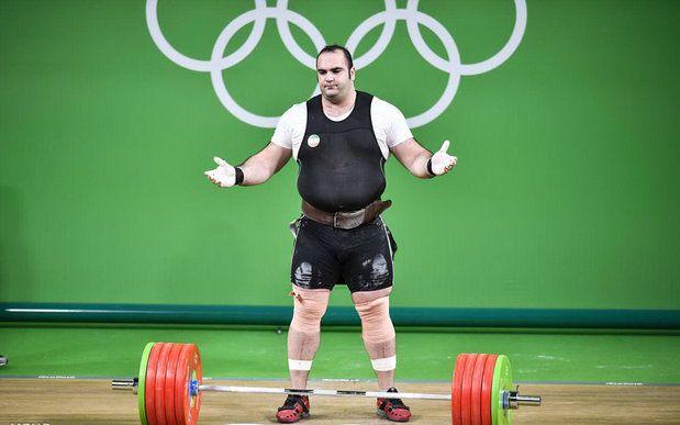 مسابقات وزنه برداری دسته فوق سنگین المپیک 2016 ریو