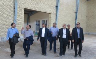 افتتاح دو پروژه عمرانی در هفته دولت