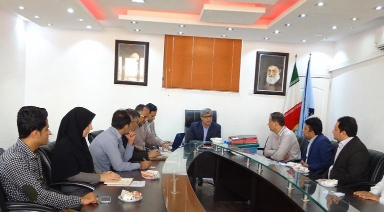 برگزاری نخستین جلسه شورای تحول و آمایش دانشگاه پیام نور استان بو شهر