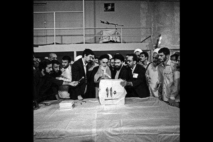 25 مرداد 1364 – انتخابات چهارمین دوره ریاست جمهوری در ایران