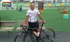 آخرین حضور گلبارنژاد بر روی دوچرخه به روایت تصویر