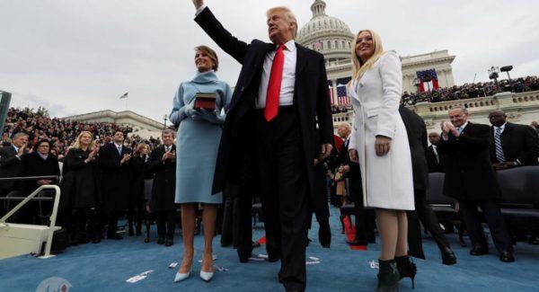 (تصاویر) مراسم تحلیف دونالد ترامپ