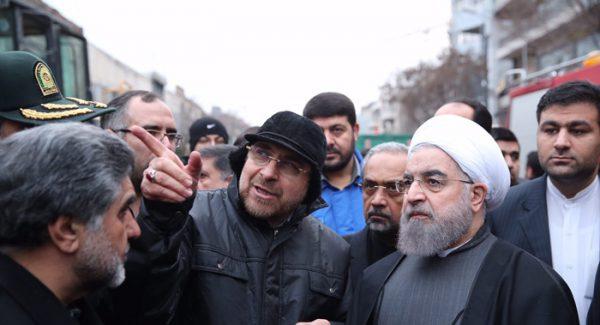 (تصاویر) حسن روحانی از پلاسکو بازدید کرد
