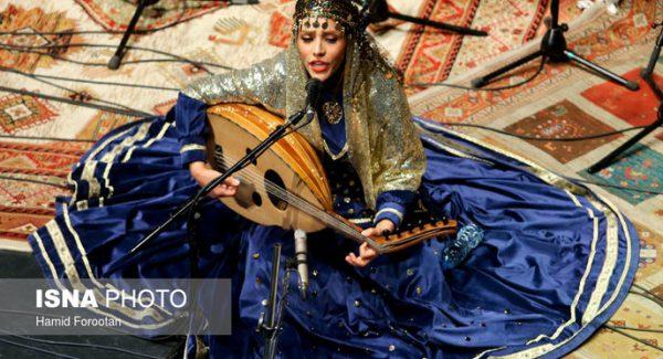 تصاویر اختتامیه سی و دومین جشنواره موسیقی فجر