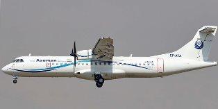 هواپیماهای ایتالیایی در راه ایران