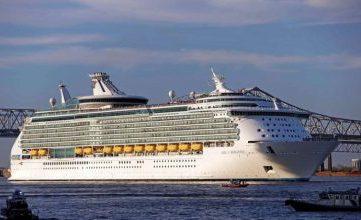 کشتی های تفریحی غول پیکر جهان