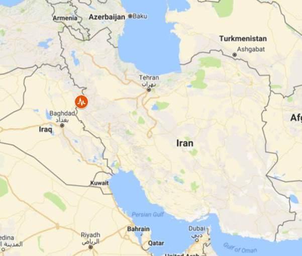 نشنال جئوگرافیک؛ برخورد دو صفحه ی عربستان و اوراسیا عامل مرگبارترین زلزله سال ۲۰۱۷