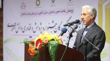 وزیر علوم: ایران کشوری با سرمایههای انسانی توانمند است/سرعت مطلوبی در تولید علم داریم