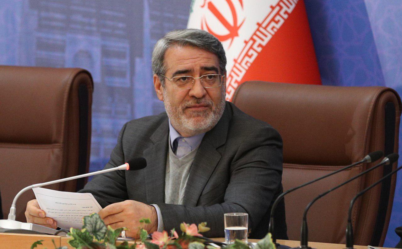 درخواست وزیر کشور از رییس جمهوری برای افزایش اختیارات سه استان طبق اصل ۱۲۷ قانون اساسی