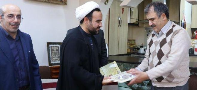 مسئول نهاد مقام معظم رهبری در دانشگاه پیام نور استان همدان: جانبازان نقش مهمی در ترویج فرهنگ ایثار و شهادت دارند