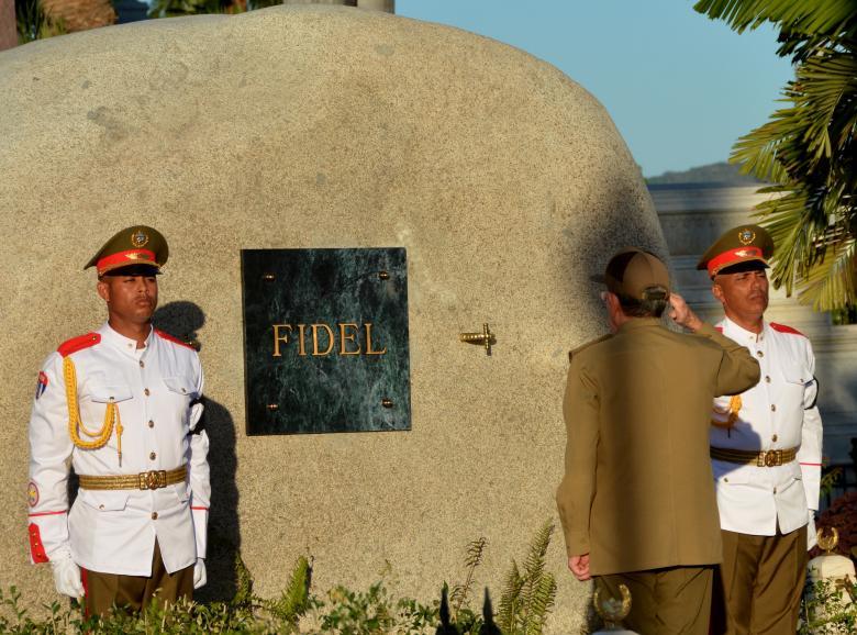 پایان دوران کاسترو در کوبا