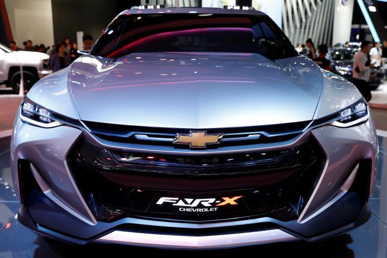 نمایشگاه اتومبیل چین 2018