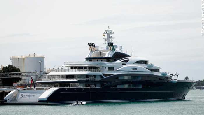 مالکان بزرگترین و گرانترین کشتی های تفریحی جهان کدامند؟