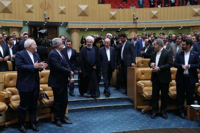 حضور رئیس جمهور در جشنواره ملی شهید رجایی
