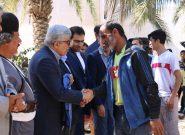 مسابقات دو رعد به میزبانی پیام نور بوشهر