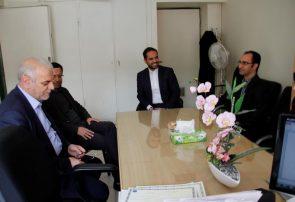 دیدار حضوری و صمیمانه ریاست دانشگاه پیام نور با همکاران حوزه دانش آموختگان /گزارش تصویری