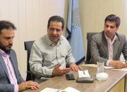 در دیدار رئیس مرکز رفسنجان با مدیران مجتمع مس سرچشمه بیان شد: احداث زمین چمن مصنوعی در مرکز رفسنجان