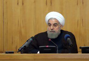 روحانی: شوک ایجاد شده در بازار ارز گذرا است