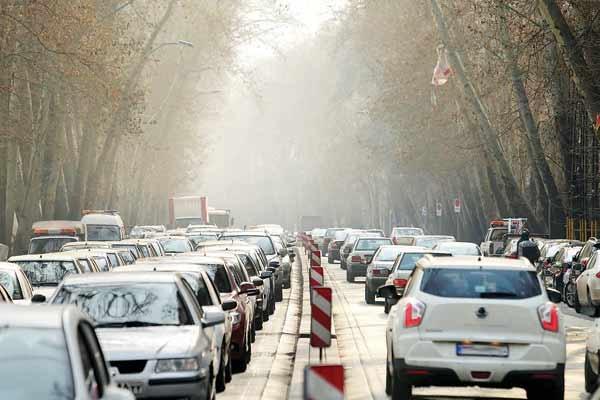 آغاز طرح ترافیک جدید در تهران +نقشه