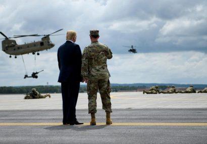 روی میز ترامپ، چه گزینههایی علیه ایران است؟
