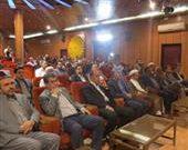 برگزاری مراسم گرامیداشت شهادت دکتر چمران و روز بسیج اساتید در دانشگاه پیام نور استان یزد