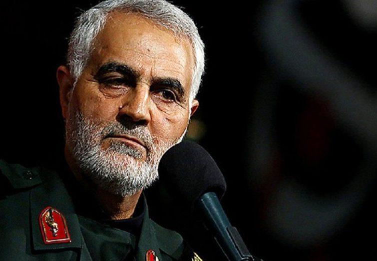 سرلشکر قاسم سلیمانی: شما آمریکاییها ریاض و عربستان را که صد سال یک خمپاره نخورده بود، زیر آتش قرار دادید!