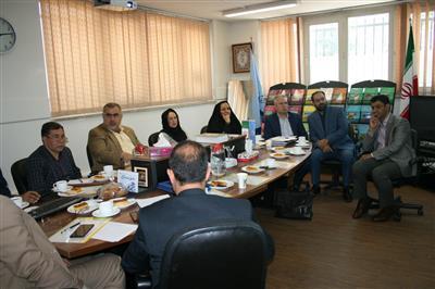 برگزاری سومین نشست کمیته آموزشی و فرهنگی شورای راهبری مدیریت سبز دانشگاه