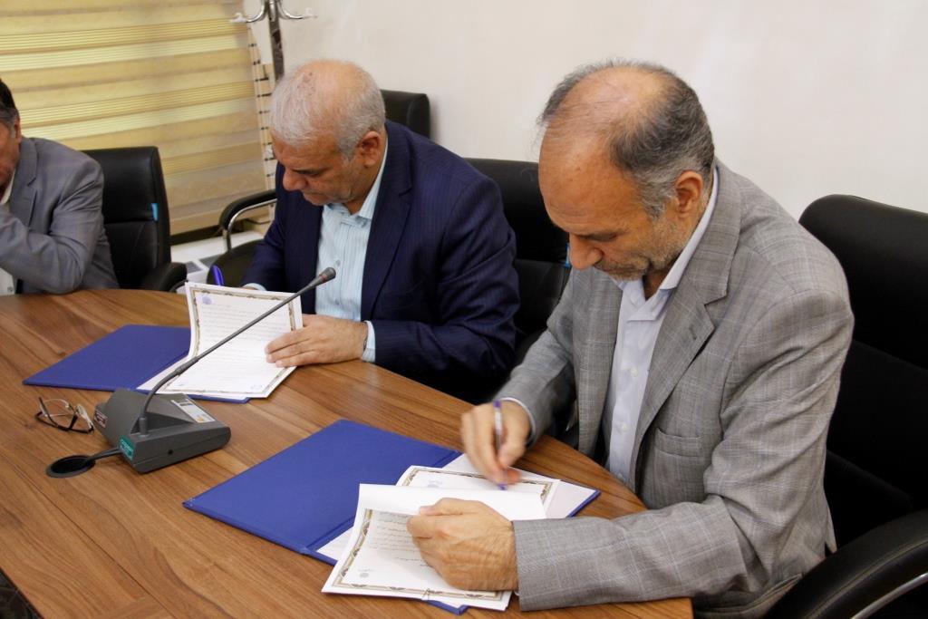 دانشگاه پیام نور با انجمن ترویج زبان و ادب فارسی تفاهم نامه امضا کرد