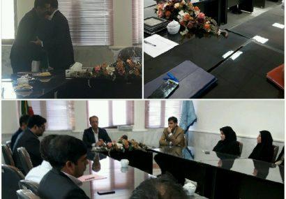 انتصاب رئیس جدید دانشگاه پیام نور مرکز فردوس