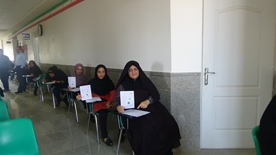 تحصیل هم زمان سه نفر از اعضاء یک خانواده در دانشگاه پیام نور