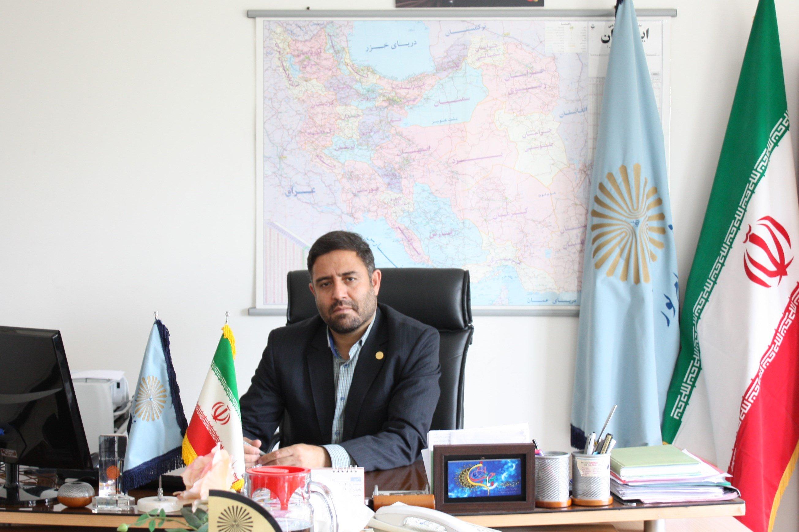 رئیس بسیج کارکنان دانشگاه پیام نور: هفته بسیج فرصتی است تا فرهنگ بسیجی را به نسل جدید منتقل کنیم