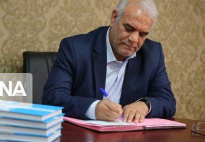 حکم جدید دکتر زمانی برای معاون فرهنگی دانشگاه