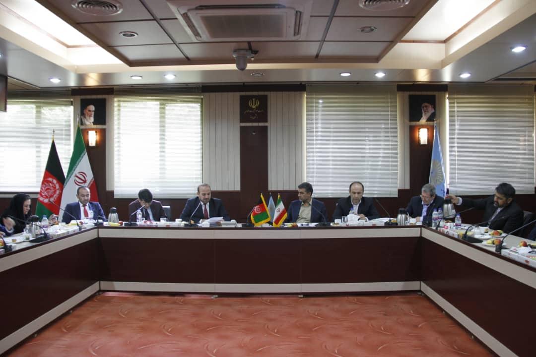 تفاهم نامه همکاری مشترک بین دانشگاه پیام نور و وزارت تحصیلات عالی افغانستان امضا شد