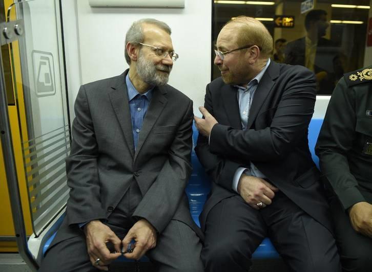 پیام مهم لاریجانی به قالیباف با حکم یک انتصاب؟