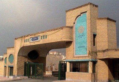 درخشش دانشجوی دانشگاه پیام نور شیراز در مسابقات قهرمانی کشور