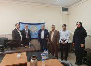 افتتاح دفتر کانون انجمن های صنفی کارفرمایی استان در دانشگاه پیام نور استان کرمانشاه