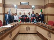 نصیرزاده: دانشگاه پیام نور قزوین از قطبهای تربیت بدنی کشور است