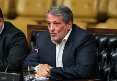 محسن هاشمی رئیس شورای شهر تهران ماند