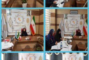 دانشجویان شرکت کننده در بخش شفاهی مسابقات قرآن و عترت دانشگاه پیام نور استان قزوین به رقابت پرداختند