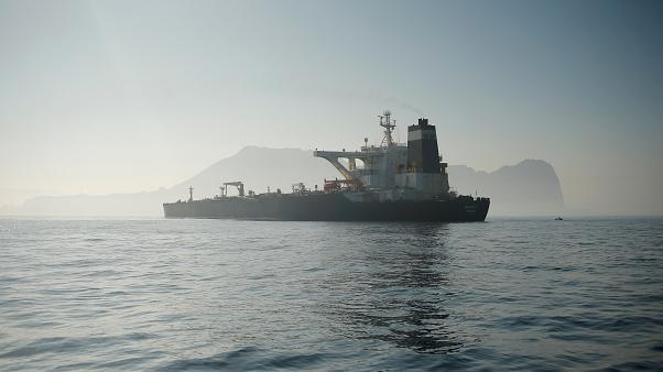 آمریکا حکم توقیف نفتکش ایران را صادر کرد