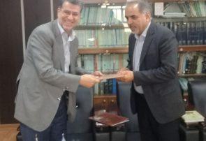 عقد تفاهم نامه دانشگاه پیام نور استان یزد با مرکز تحقیقات پسته کشور