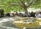 بازدید از اردوی جهادی دانشجویان دانشگاه پیام نور مرکز یاسوج